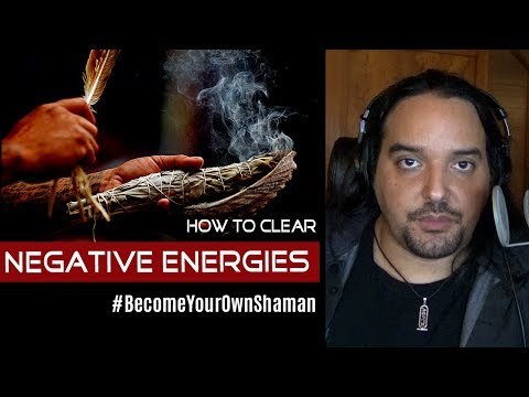 How To Exorcise Demons, Clear Negative Energies, and The Yahweh Virus