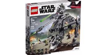 Мое мнение о новых наборах Lego Star Wars 2019 (NEW LEGO SETS 2019)