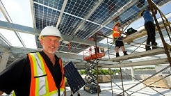 Solar companies struggling with cuts to green energy