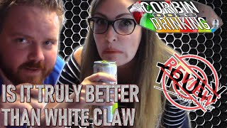 Is This Truly Better than White Claw? - Corbin Does Drinking with Bre