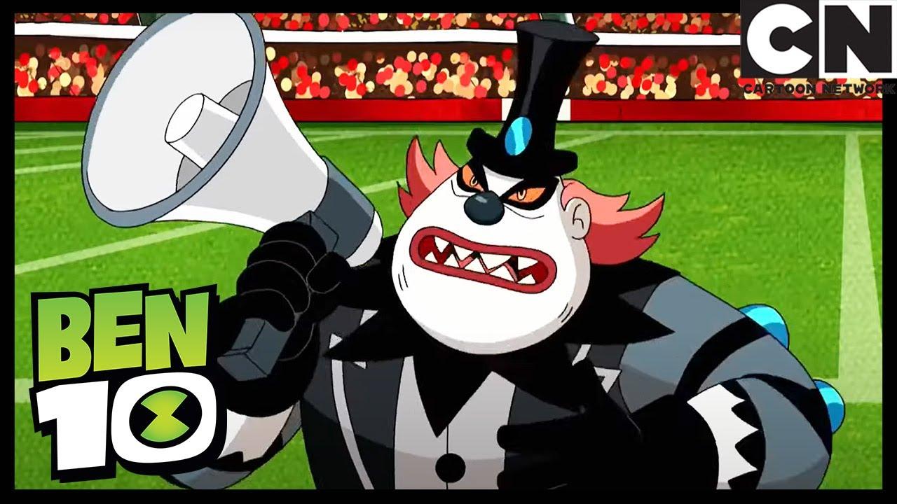 O Maior Roubo da História | Ben 10 em Português Brasil | Cartoon Network