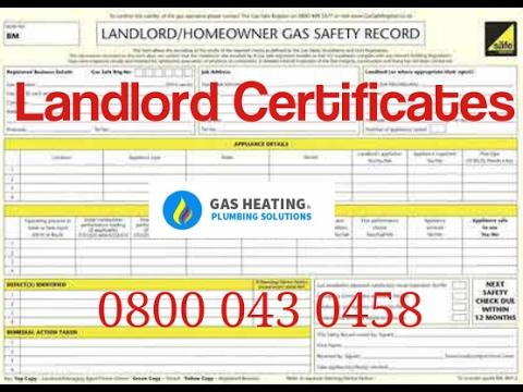 Plumber-St-Albans-Herts-Hertfordshire-Landlord-Certificates
