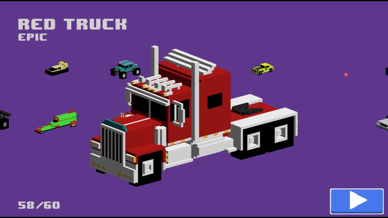 Red truck new smashy road wanted epic car youtube sciox Image collections