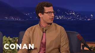 "Kit Harington Spoiled ""Game Of Thrones"" For Andy Samberg  - CONAN on TBS"