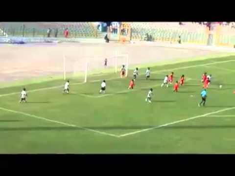 Dwarf football match in Ghana so funny