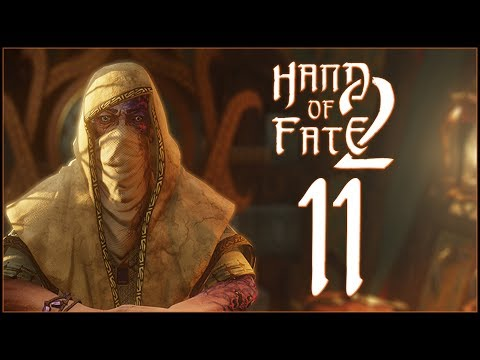 THE CHARIOT - Hand of Fate 2 - Ep.11!