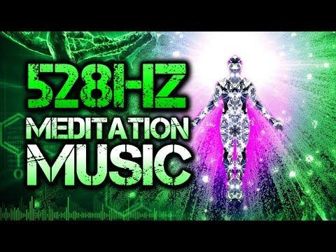 528Hz Miracle Tone Meditation Music | DNA Repair