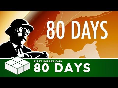 За 80 дней вокруг света - Полная версия