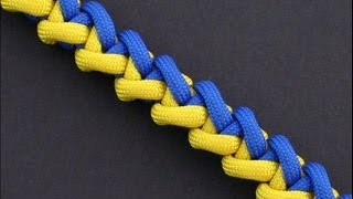 Video How to Make the Fox Tail Bar (Paracord) Bracelet by TIAT download MP3, 3GP, MP4, WEBM, AVI, FLV Agustus 2018