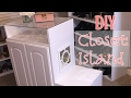 DIY Closet Island - Build My Boutique Closet Ep3