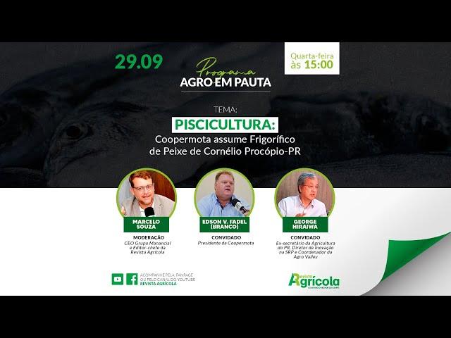 AO VIVO | AGRO EM PAUTA