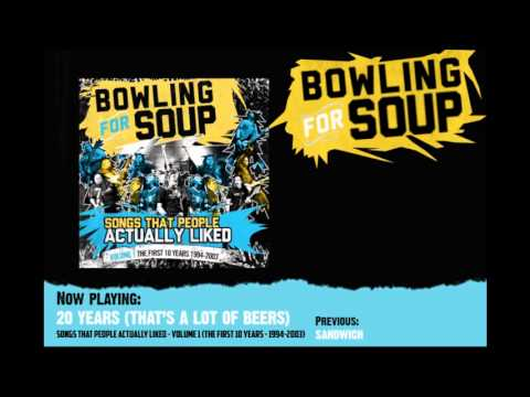 Bowling For Soup - 20 Years (That's A Lot Of Beers)