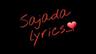sajada❤..( song my neme is khan)...(Shubh..Atul)😊😎