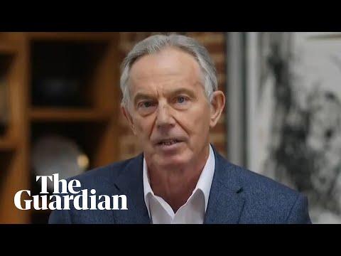 Coronavirus: Tony Blair