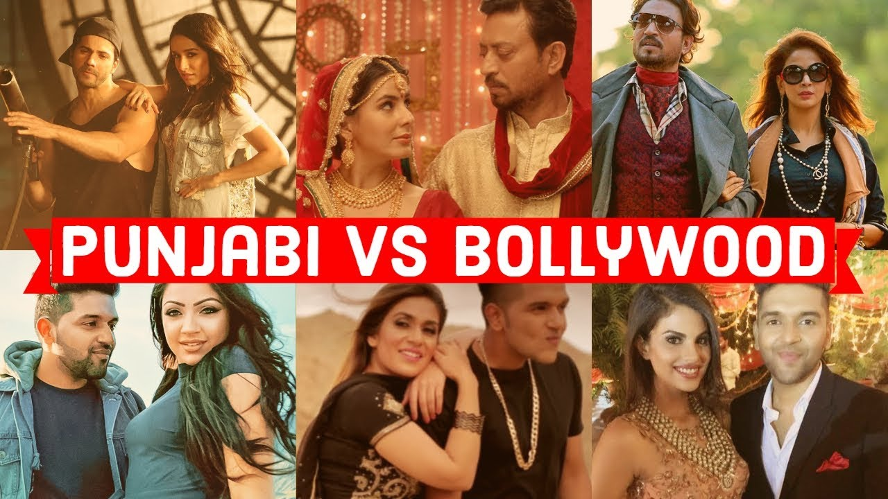 Image result for punjabi songs remake in bollywood