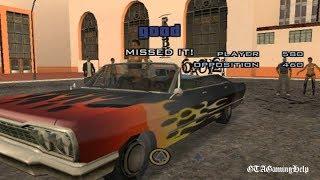 حل مهمات لعبة gta san andreas الرقص بالسيارة
