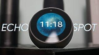 Amazon Echo Spot Review