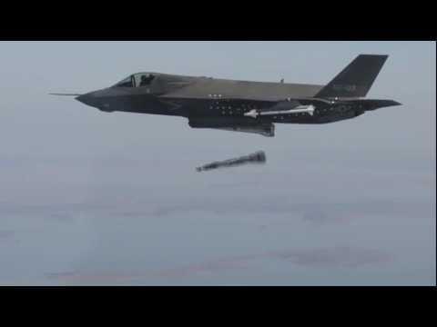 NAVAIR Clips: F-35B Aerial Weapons Release