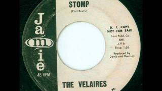 The Velaires - Ubangi Stomp