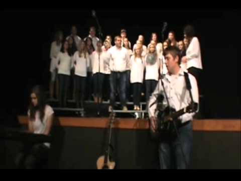 Lavaca High School Choir Veterans Day 2015