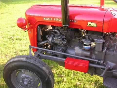 massey ferguson 35 deluxe injector problem part 1 doovi. Black Bedroom Furniture Sets. Home Design Ideas