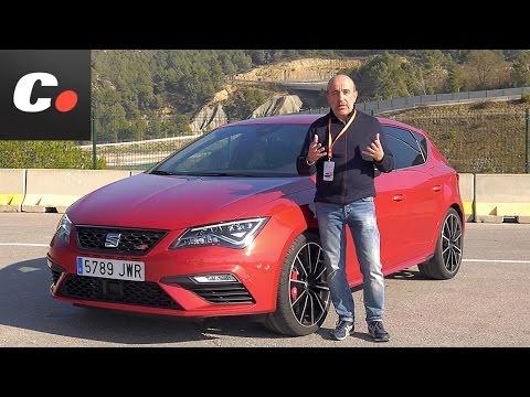 Seat León Cupra 300 CV 2017 | Primera prueba / Review en español | Coches.net