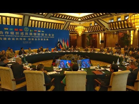 India, Pakistan represented as full members in SCO Defense Ministers' meeting