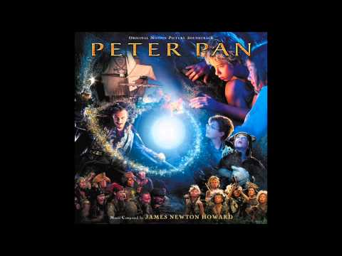 Peter Pan (2003) OST - 02. Is That a Kiss?