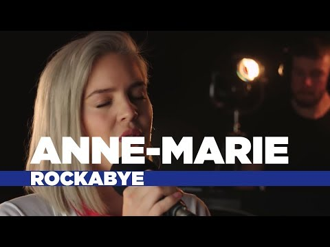 Anne-Marie - Rockabye Capital Session