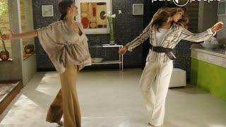 Caminhos Das Índias-Melissa dá uma surra em Yvone