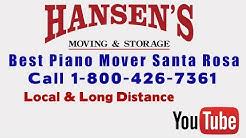 Piano Movers Santa Rosa CA | Piano Moving Santa Rosa | Santa Rosa Piano Moving Services