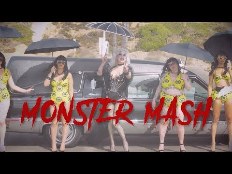 sharon-needles---monster-mash-(official-music-video)