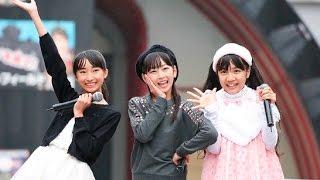 高井千帆 3B junior 第12回定例公演 西武園ゆうえんち内ミライセンシエ...