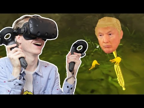 SECOND LIFE IN VIRTUAL REALITY | VRChat (HTC Vive Gameplay)