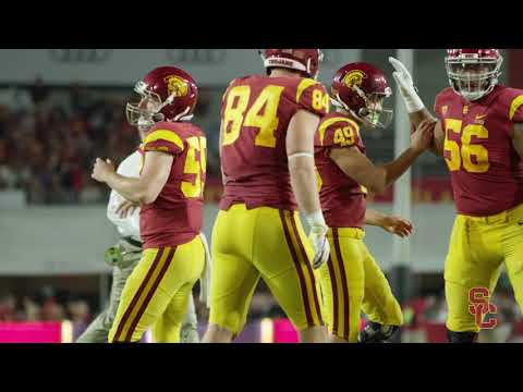 USC Football - Sights and Sounds: Washington State