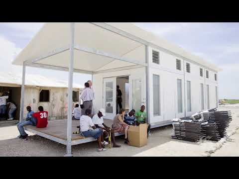 Rebuilding Haiti: Modified Tikay house