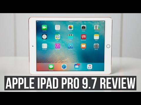Apple iPad Pro 9.7 Review