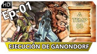 Cronología de Zelda: Línea del Héroe Niño 01 - Ejecución de Ganondorf | NDeluxe