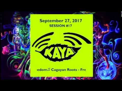 Kaya Radio Session #17 (September 27, 2017) w/ Special Guest Lawyer