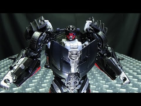 The Last Knight Deluxe HOT ROD: EmGo's Trasformers Reviews N' Stuff
