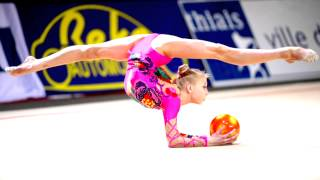 Kseniya Moustafaeva | Ball 2009/2010 (Exact Cut)