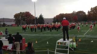 Marist College Band Warm Up & Opener