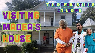 VISITING MADEA'S HOUSE/TYLER PERRY STUDIOS
