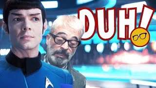 Star Trek Discovery Finale Destroys Spock and Canon Alex Kurtzman is Not Finished