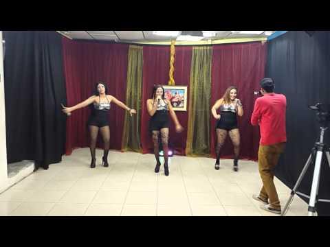 Las nenas de fuego en canal 18 Duran express
