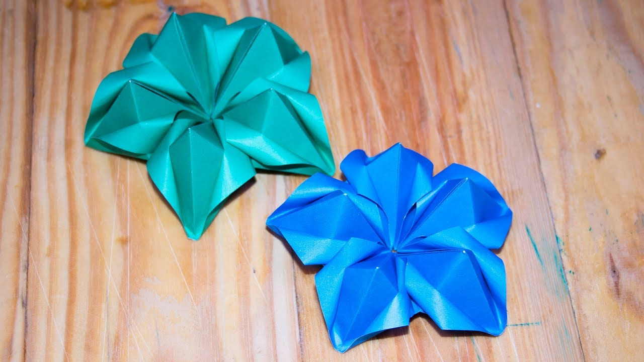 Easy Crafting How To Make Paper Flowers Flower Making