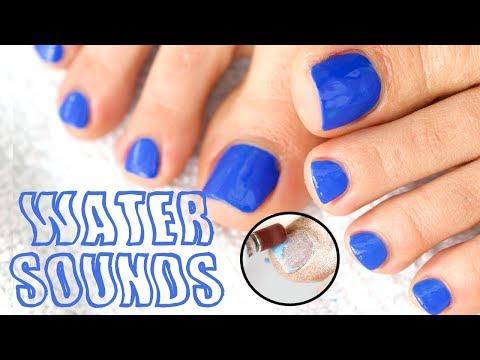 ASMR Pedicure | Relaxing Foot Transformation
