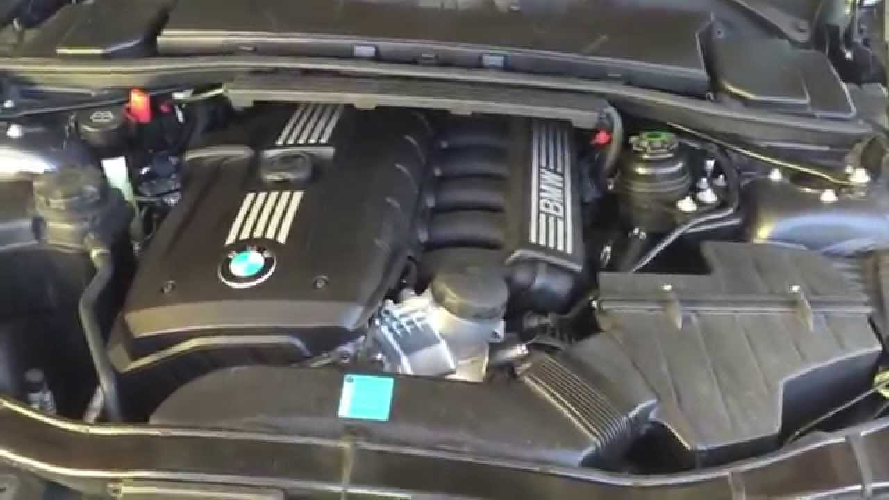 2008 Bmw Z4 Fuse Box Bmw E90 Starter Replacement 328i Youtube