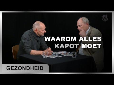 Waarom alles kapot moet - Karel van Wolferen