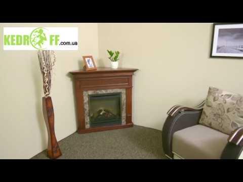 Видеообзор Электрический камин Dimplex Toronto - YouTube